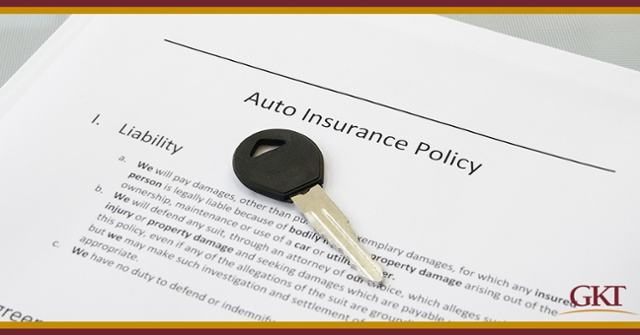 car accident lawyer auto insurance policy