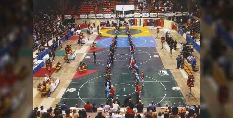 Parade of Champions OVAC Wrestling