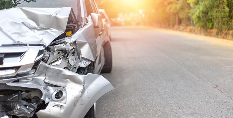 Car Crash in West Virginia or Ohio