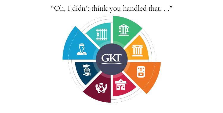 GKT Practice Areas Chart