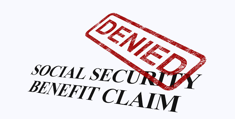 Denied Social Security disability attorney