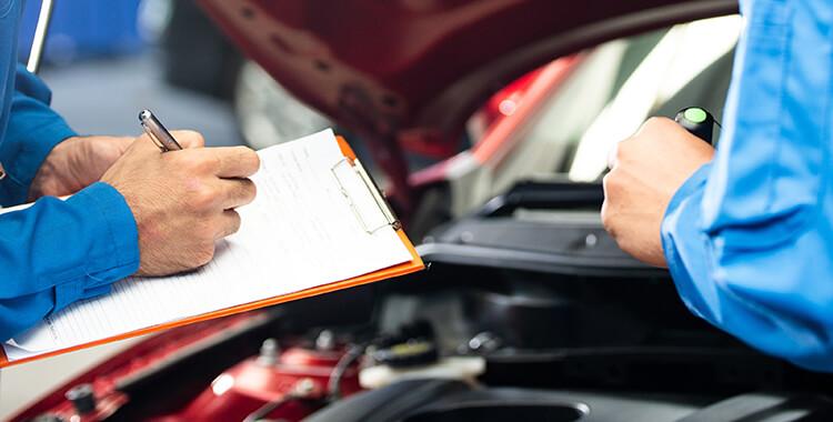 Car Damage Inspection