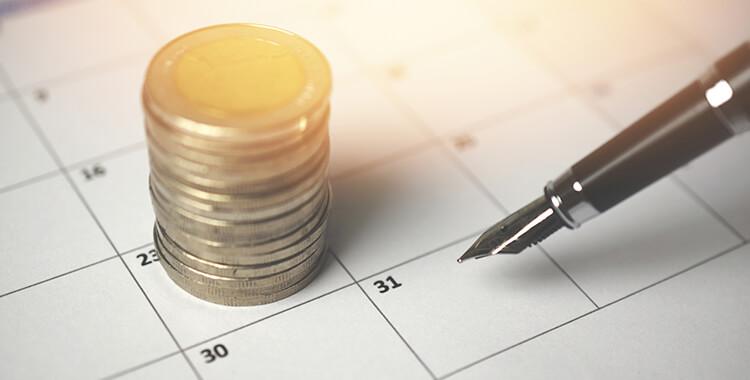 Social Security calendar