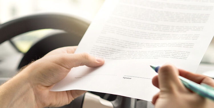 Low Insurance Offer is a car accident mistake you don't want to make.