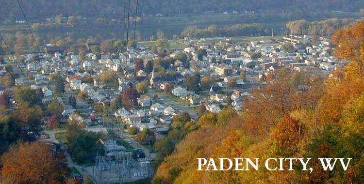 Paden City, WV